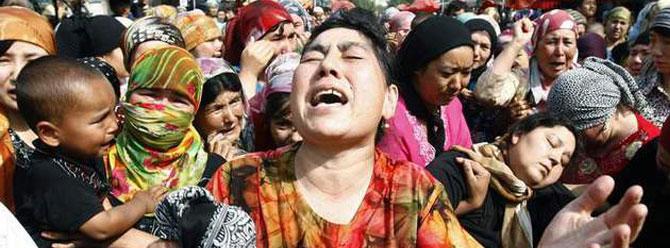 'Doğu Türkistan patlamaya hazır bomba gibi'