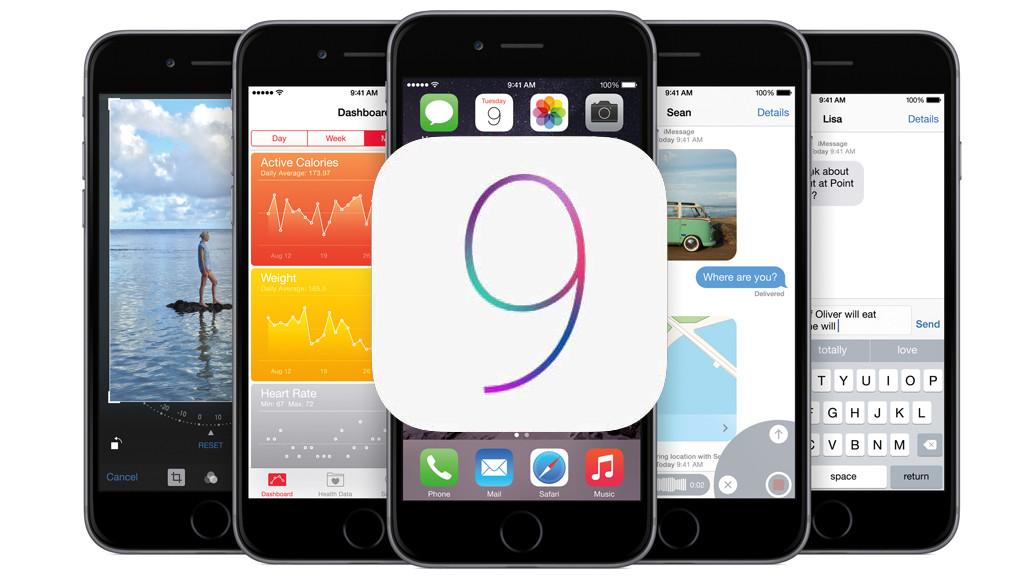 iOS 9, güncellemeden önce temizlik yapacak!