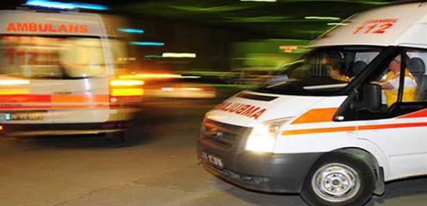 Halfeti' de feci kaza: 1 ölü, 3 yaralı