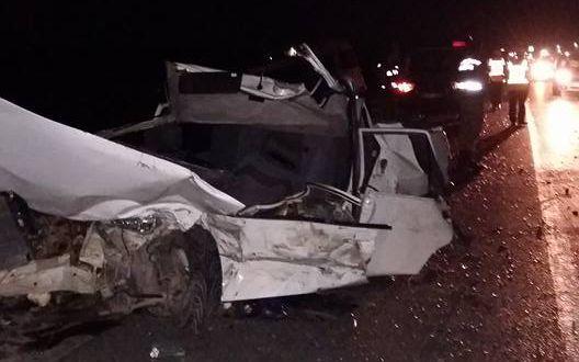 Birecik te Trafik Kazası: 1 Ölü, 2 Yaralı