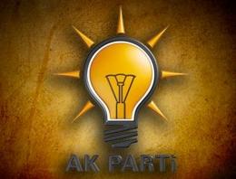 İşte AK Parti'nin Kesin Listesi