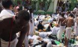 Hac'da izdiham: 753 kişi öldü, 887 yaralı var!