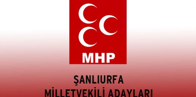 MHP Şanlıurfa Milletvekili Adayları – Genel Seçim 2015