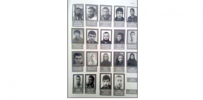 IŞİD'in 21 bombacısı her yerde aranıyor