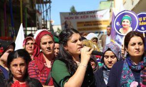Öcalan Sakine Cansız'ın Kod Adıyla Kadın Merkezi Açılışını yaptı