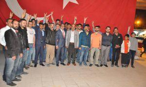 Birecik Ülkü Ocakları,Merhum Türkeş'in Ölüm Yıldönümünde Mevlüt Düzenledi
