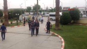 Birecik'te Cezaevi Firarisi Sahte Kimlikle Yakalandı