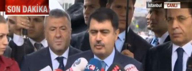 İstanbul Valisi'nden Vezneciler saldırısı açıklaması
