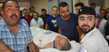AK Parti Gaziantep Milletvekili Yüksel Kazada Yaralandı