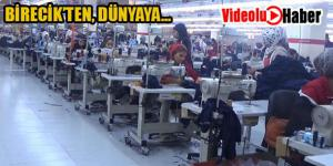 300 Birecik'li Kadına İş İmkanı