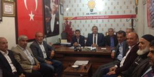 Ak Parti İlçe Başkanı Kaynarpınar'dan Teşekkür Mesajı