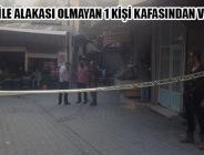 Birecik'te silahlı kavga 2 yaralı