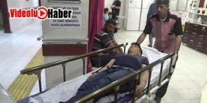 Birecik'te kaza 1 ölü 3 yaralı