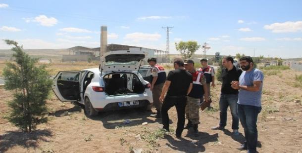 Urfa'da Torbacı Kapışması Polisten kaçtı bagajından 3 yaralı çıktı