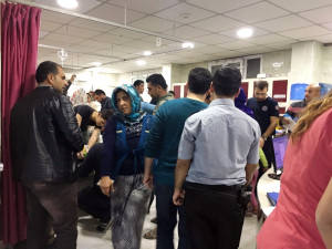 Şanlıurfa Birecik'te Düğün Yemeğinden 170 Kişi Hastanelik Oldu
