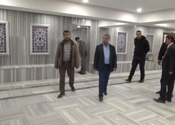 Birecik'te Tarihi Türk Hamamı Yapıldı