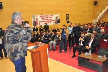 Irak Türkmen Cephesi Milletvekilinden Ceylanpınar a Ziyaret