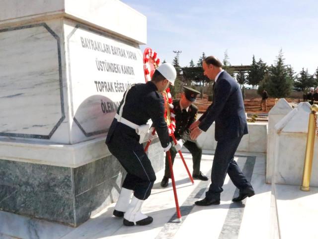 Şanlıurfa da Çanakkale Şehitleri Unutulmadı