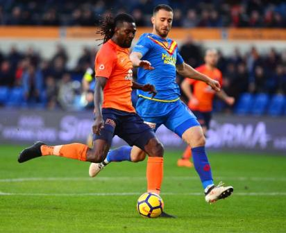 Spor Toto Süper Lig: Medipol Başakşehir: 2 – Göztepe: 0 (Maç Sonucu)