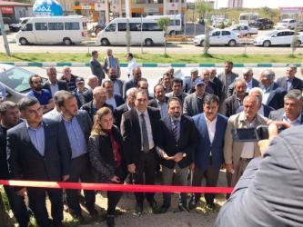 Birecik Ticaret ve Sanayi Odası (BTSO), Halfeti ilçesinde temsilciliğini açtı.
