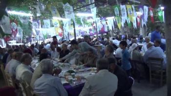 HDP Birecik seçim bürosunun açılışını gerçekleştirdi
