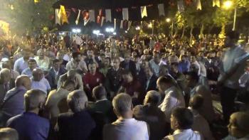 Birecik'te 15 Temmuz Demokrasi ve Milli Birlik Günü Etkinliklerle Kutlandı