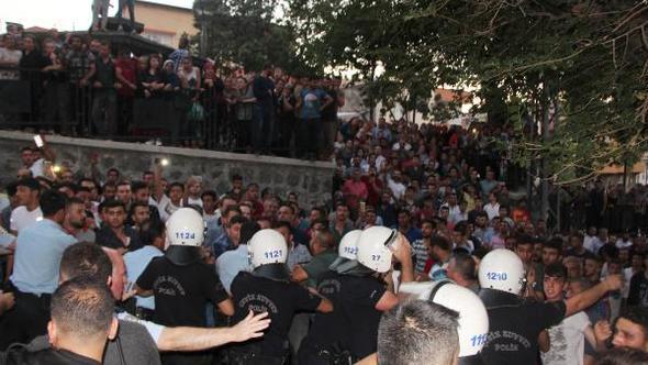 Gaziantep te Cinsel istismar iddiası mahalleyi ayağa kaldırdı