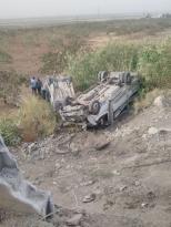 Birecik Nizip Arası Kaza 5 Yaralı