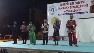 Birecik te Ramazan Etkinlikleri Başladı