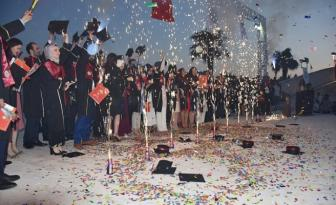 Harran'da TIP Öğrencileri Kep Attı.