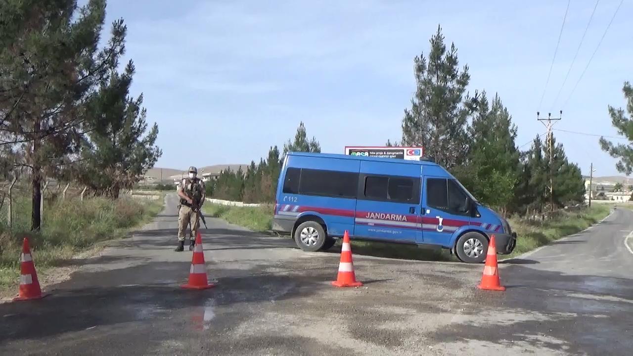 Şanlıurfa'da yeni korona vakaları…Birecik te 1 Mahalle Karantinaya Alındı
