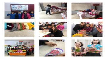 Şanlıurfa'daki bir okulda 'Kendime Yetiyorum' Projesi başlatıldı
