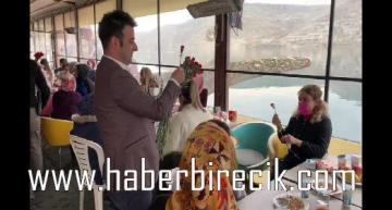 Halfeti'de Dünya Kadınlar Günü etkinliği yapıldı