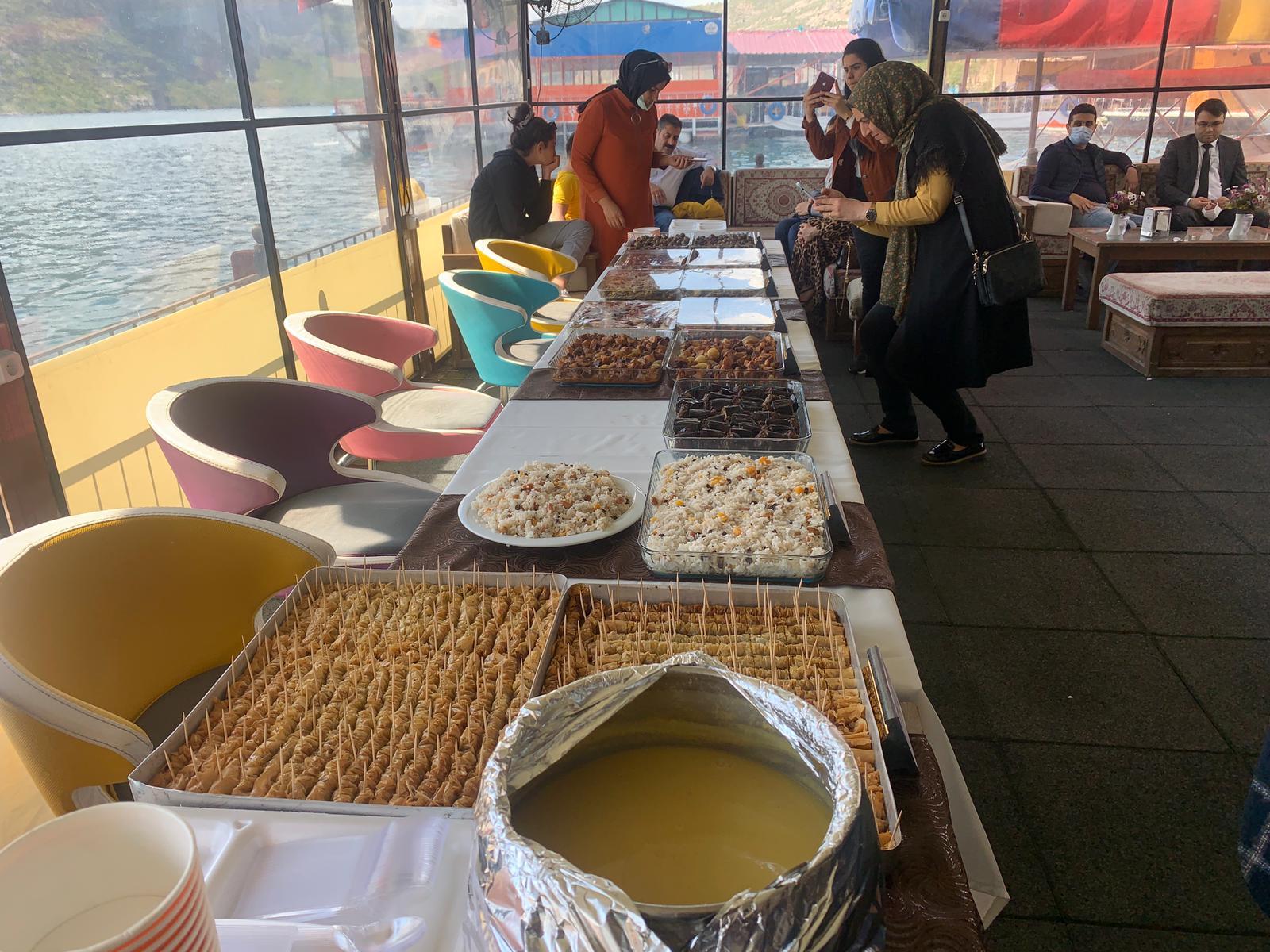 Halfeti'de Meyve Yemekleri Festivali