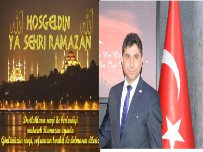Hüseyin Kıran dan Ramazan Ayı Mesajı