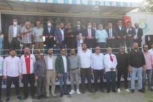 Birecik Kültür ve Lezzet Festivali'nin Açılışı Gerçekleştirildi