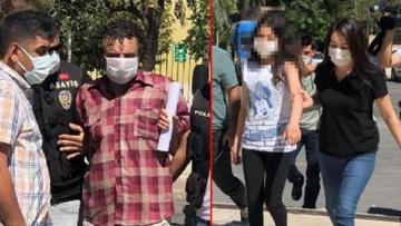 13 Yaşındaki Kızını Tiner Dökerek Yaktı