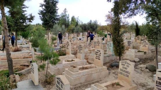 Şanlıurfa'da korkunç olay! Mezarlıktaki çantanın içerisinden ölü bebek çıktı
